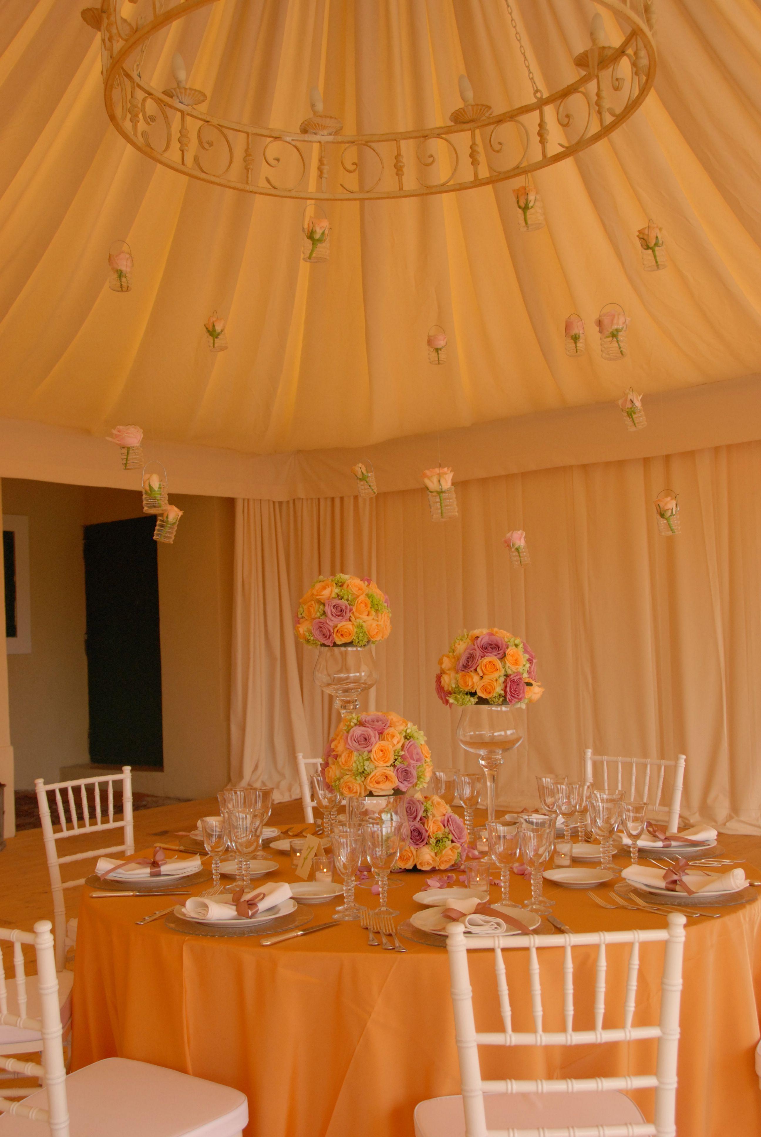 by Masolino and Rosella Antonelli floral design - location ...