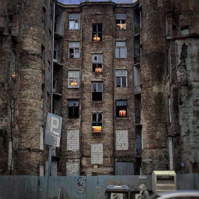 Abandoned Buildings, Warsaw Ghetto