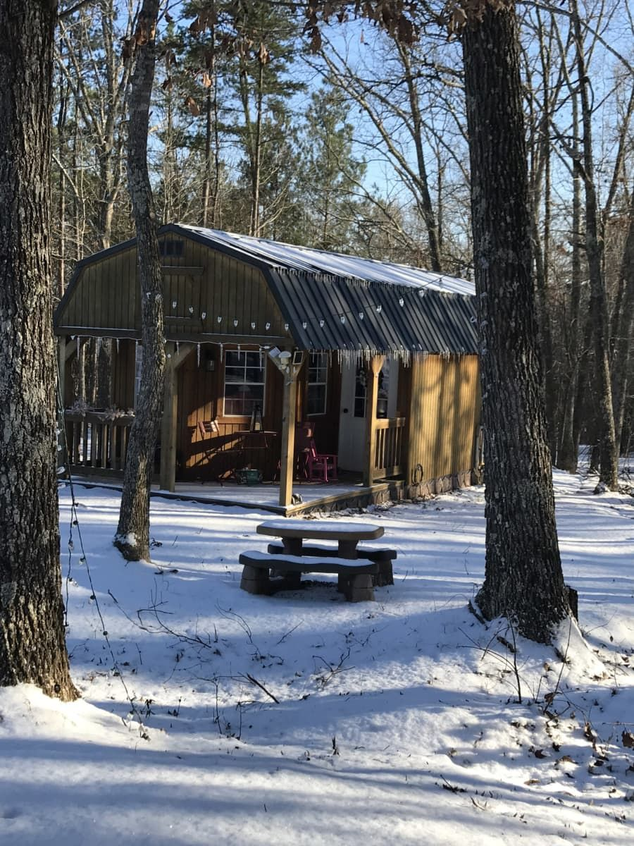 Tiny Cabin Cabin For Sale In Jackson Tennessee Tiny