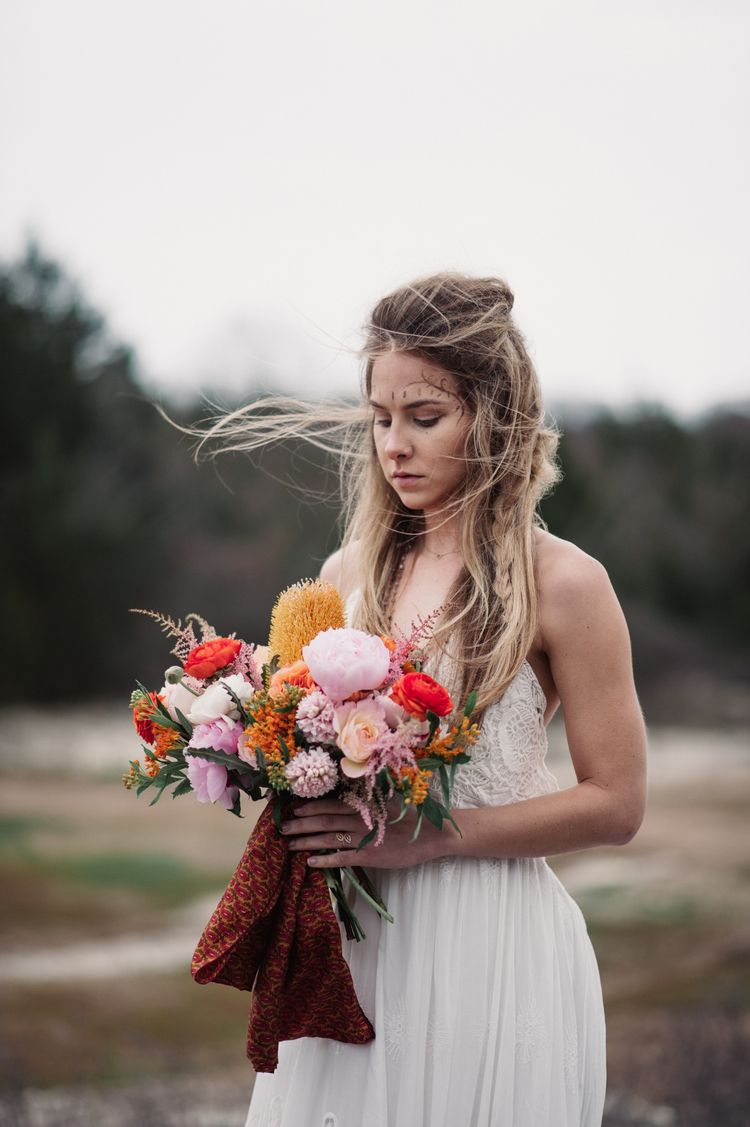 bohemian bridal gown | dallas texas | rue de seine