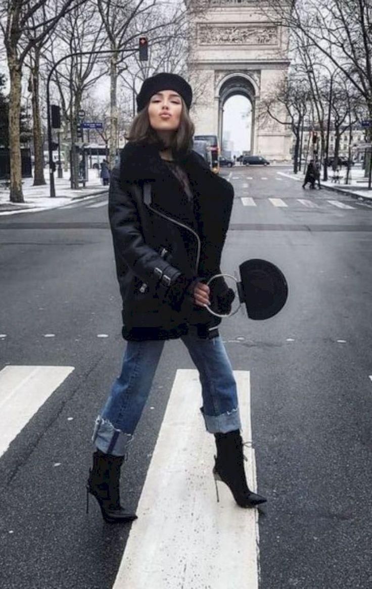 35 Neueste Casual Winter Fashion Trends Ideen 2019 #Lässig #MODE #ModeWint … - Mode Frauen 60 #2019fashiontrends