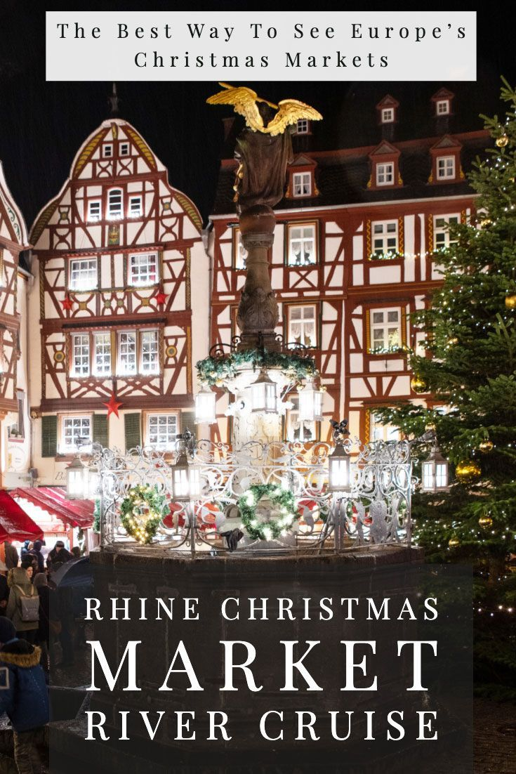 Viking Cruises Paris to Swiss Alps Christmas Market River