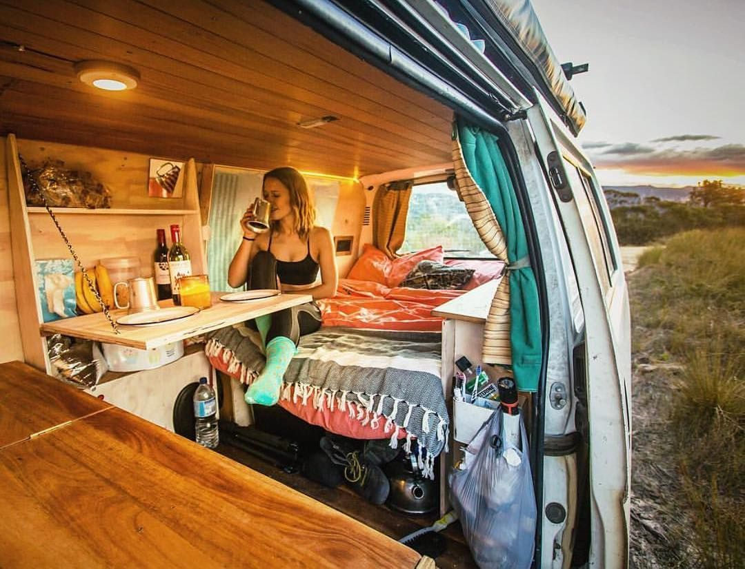 Based In Aptos California Follow Our Current Van Conversion Project Partnership With RawCalifornia