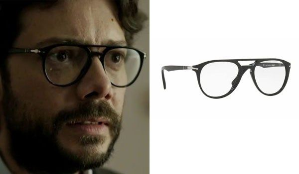 El Profesor Alvaro Morte Glasses In Money Heist La Casa De Papel Money Pictures Aviator Sunglasses Style Eyeglass Frames For Men