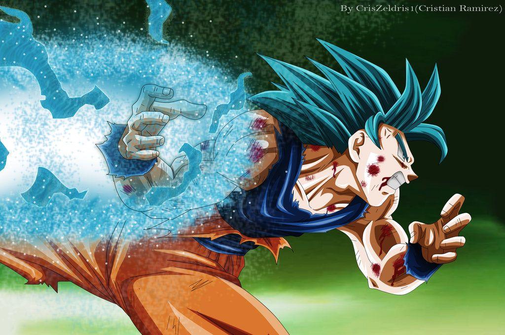 Goku-Hakai DBS Manga 25 by CrisZeldris1