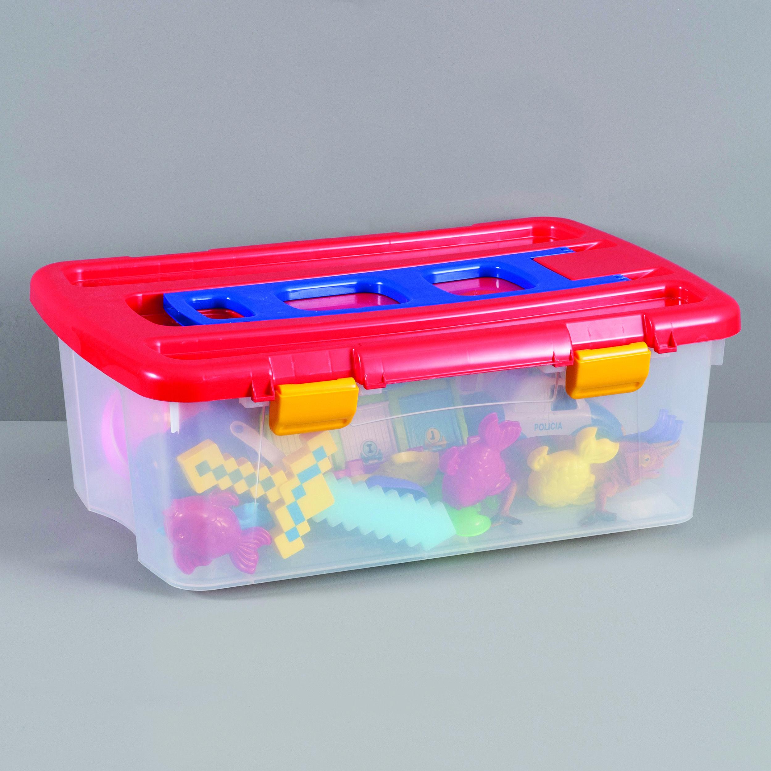 Los más chiquitos también necesitan tener bien guardadas sus cosas importantes. #Easy #Organizadores #Soluciones