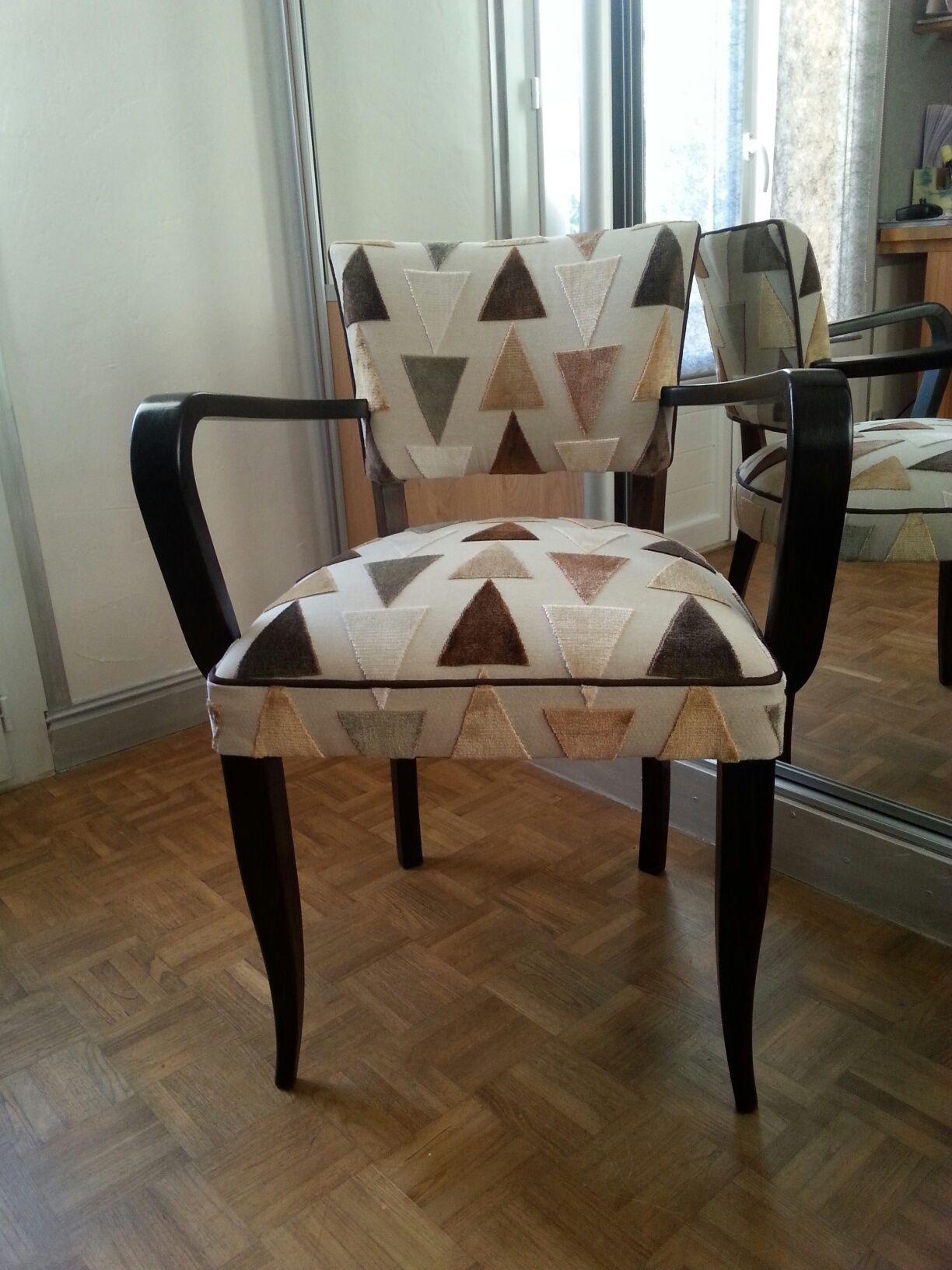 Retapisser Un Fauteuil Prix fauteuil+bridge prix 290€   fauteuil deco, relooking de