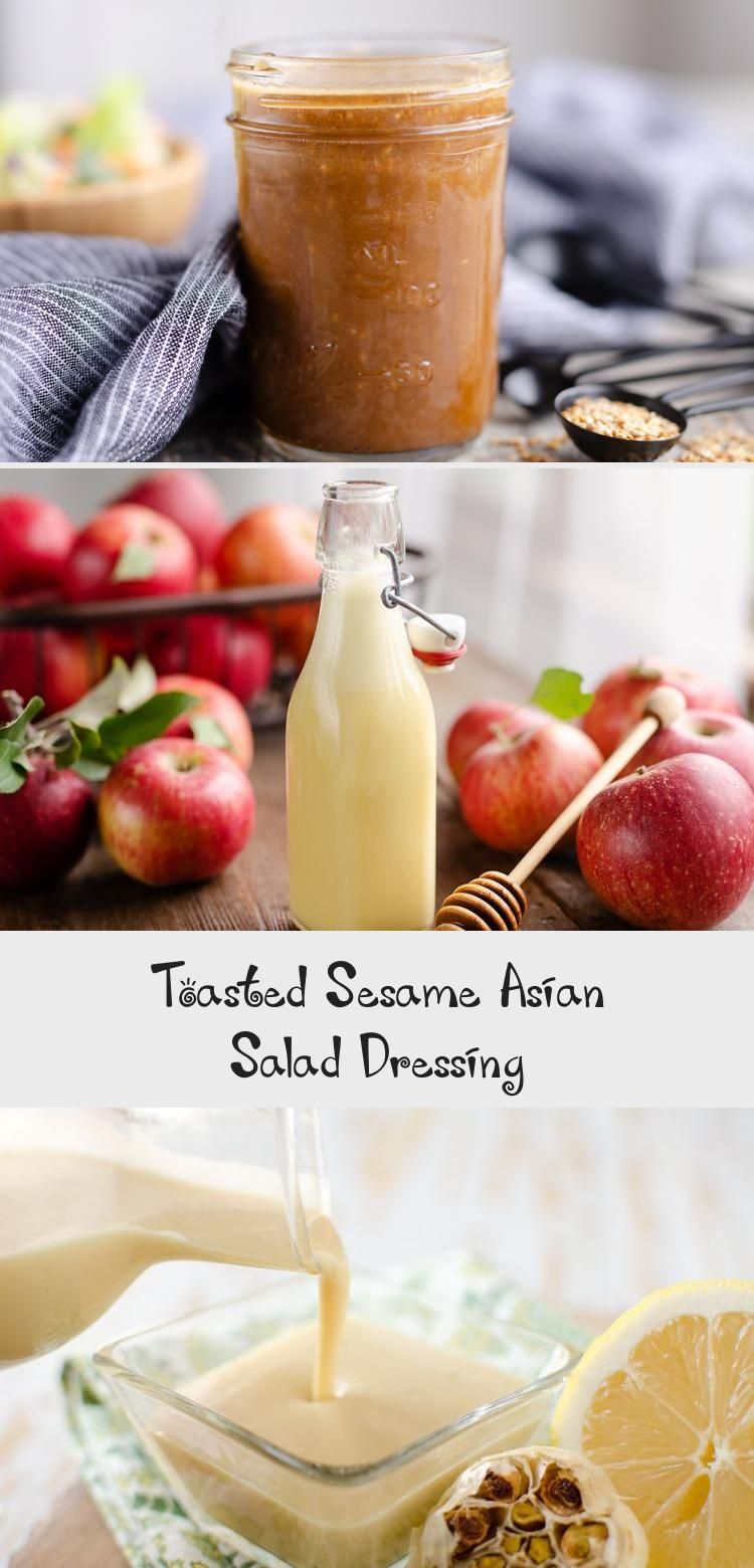 toasted sesame asian salad dressing  food and drink asian salad asian salad dressing