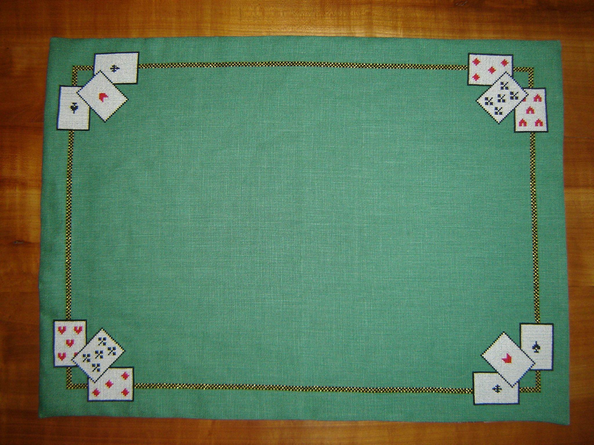 16 idees de carte a jouer tapis de
