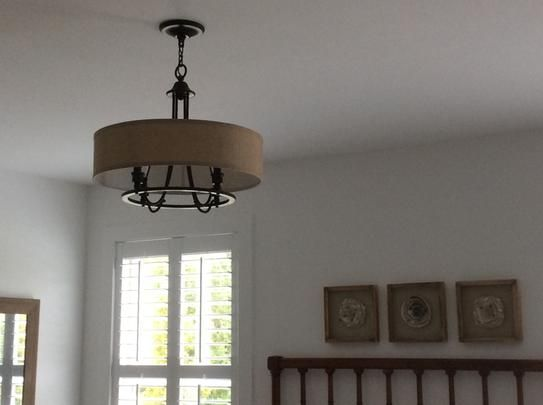 Progress Lighting Flourish Collection 4 Light Cognac Bronze Chandelier P5169 72di At The Home Depot Mobile