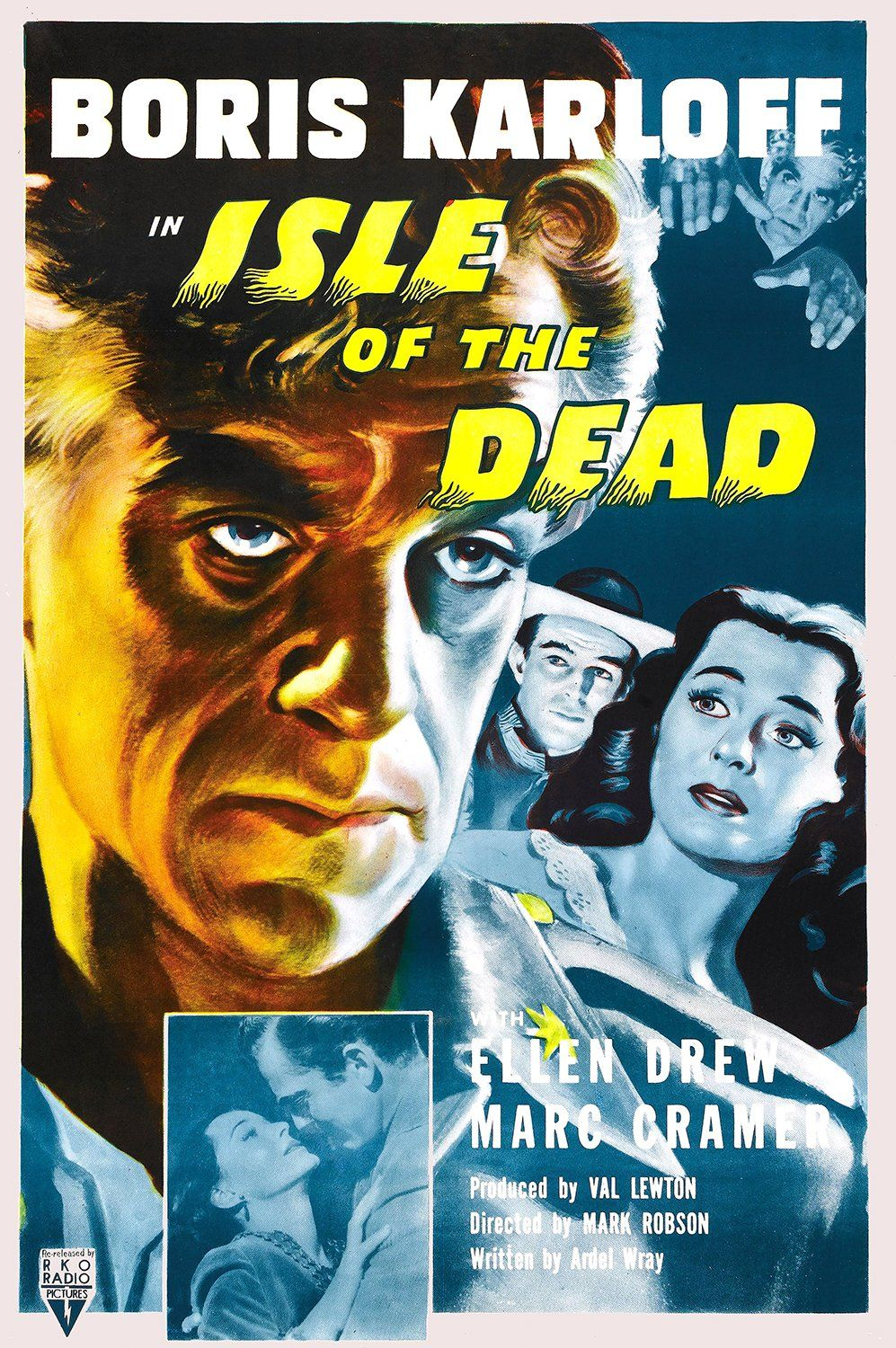 Watch Isle of the Dead Full-Movie Streaming