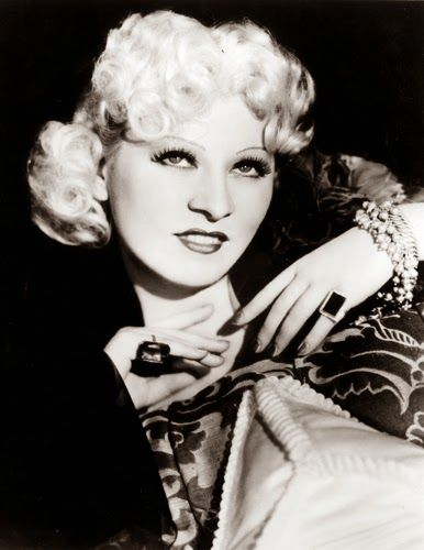 Vintage Glamour Girls: Mae West