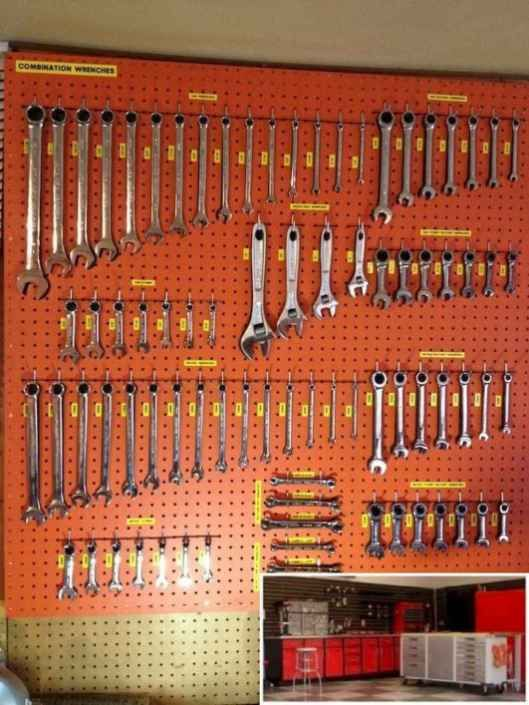 33 clever garage organization ideas insidexterior on clever garage organization ideas id=57822