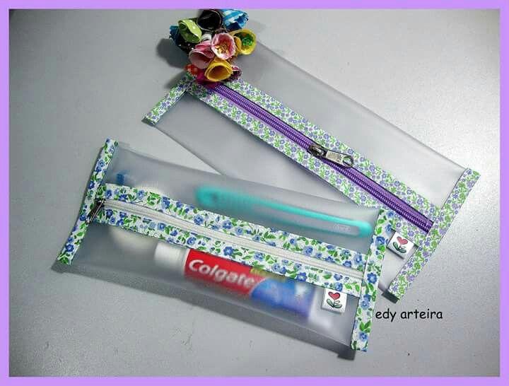 Porta kit higiene bucal