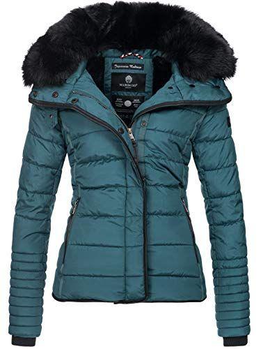 Steppjacke Stepp Marikoo Winterjacke Damen Jacke Winter EW9I2YDH