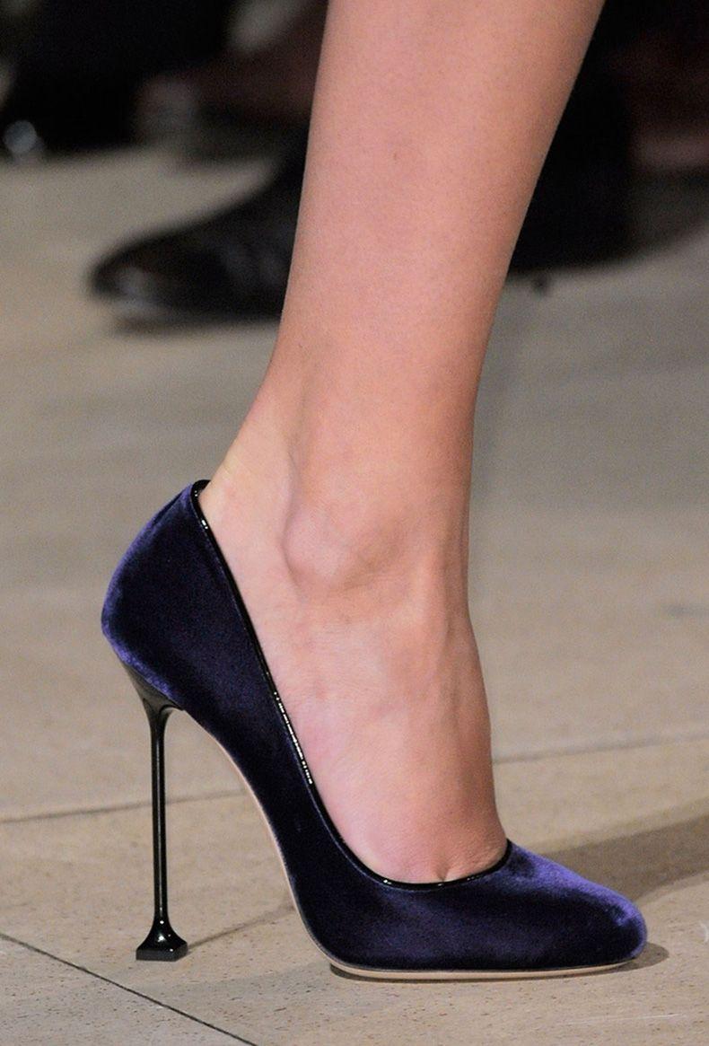 Los 35 Mejores Zapatos Que Vimos En Las Pasarelas Del Mes De