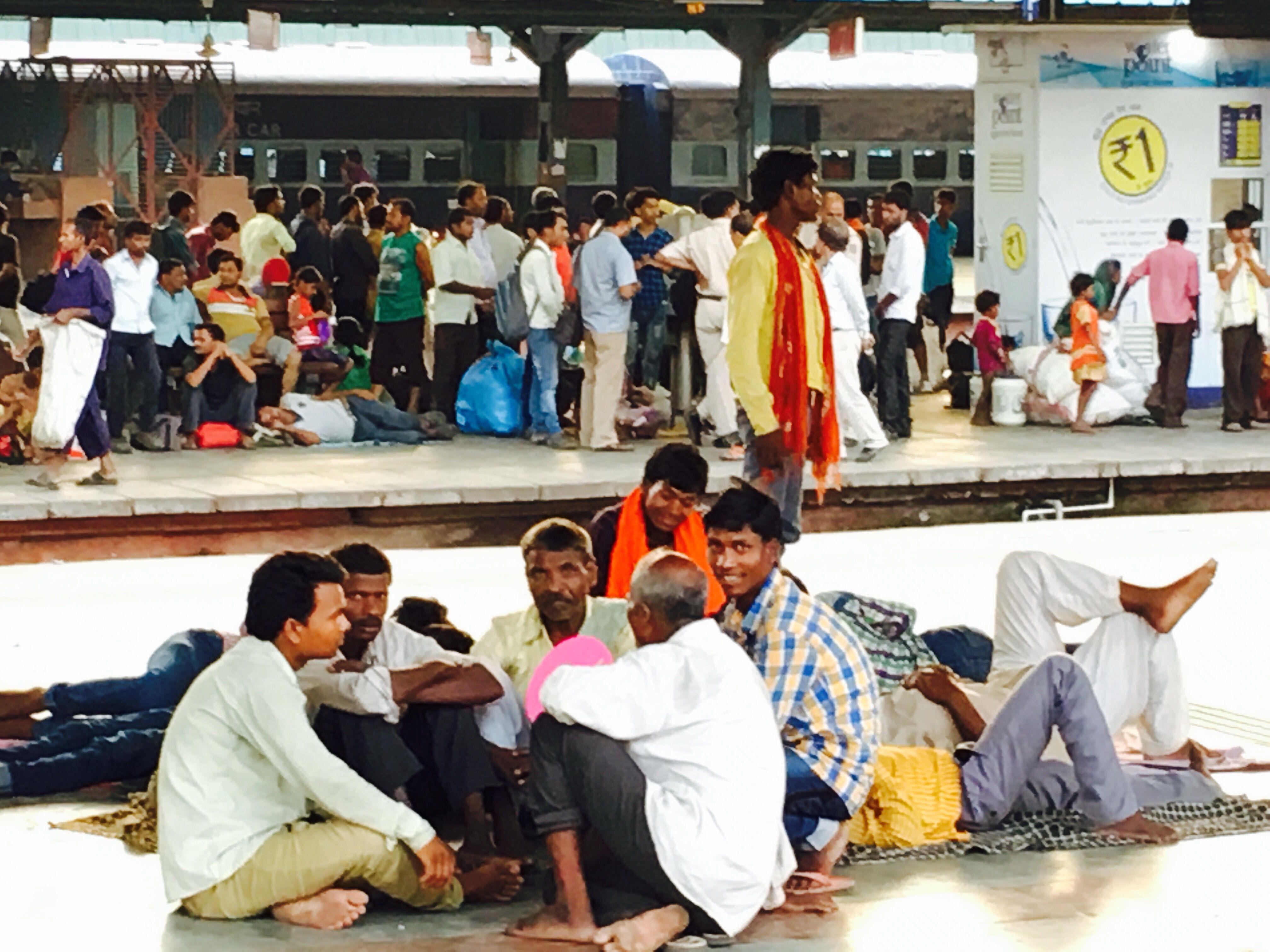 Indian train journey an overnight experience shikhar