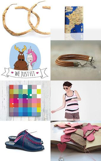 We Just Fit! by keren zarka on Etsy--Pinned with TreasuryPin.com