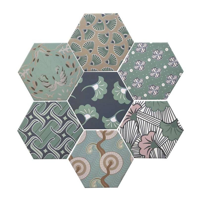 Carrelage Hexagonal Sol Carrelage Hexagonal Carreaux De Ciment