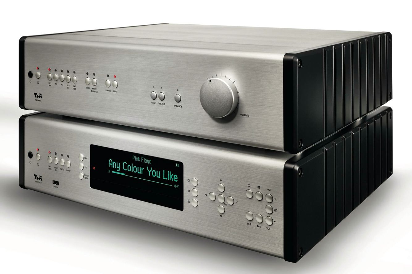 AUDIOPHILE MAN - HIFI NEWS: T+A 1000 E Series Three new products in