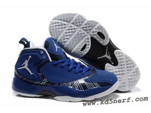 Air Jordan 2012 Basketball Shoes Blue White Discount