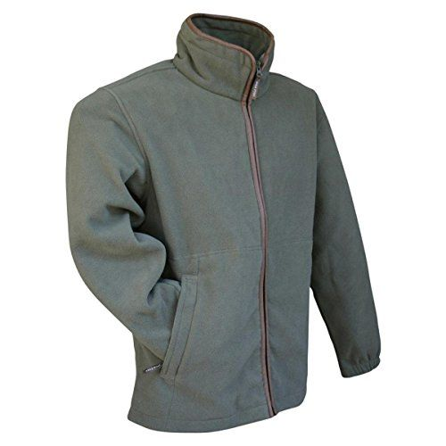 A practical high quality fleece jacket from Jack Pyke ideal for ...