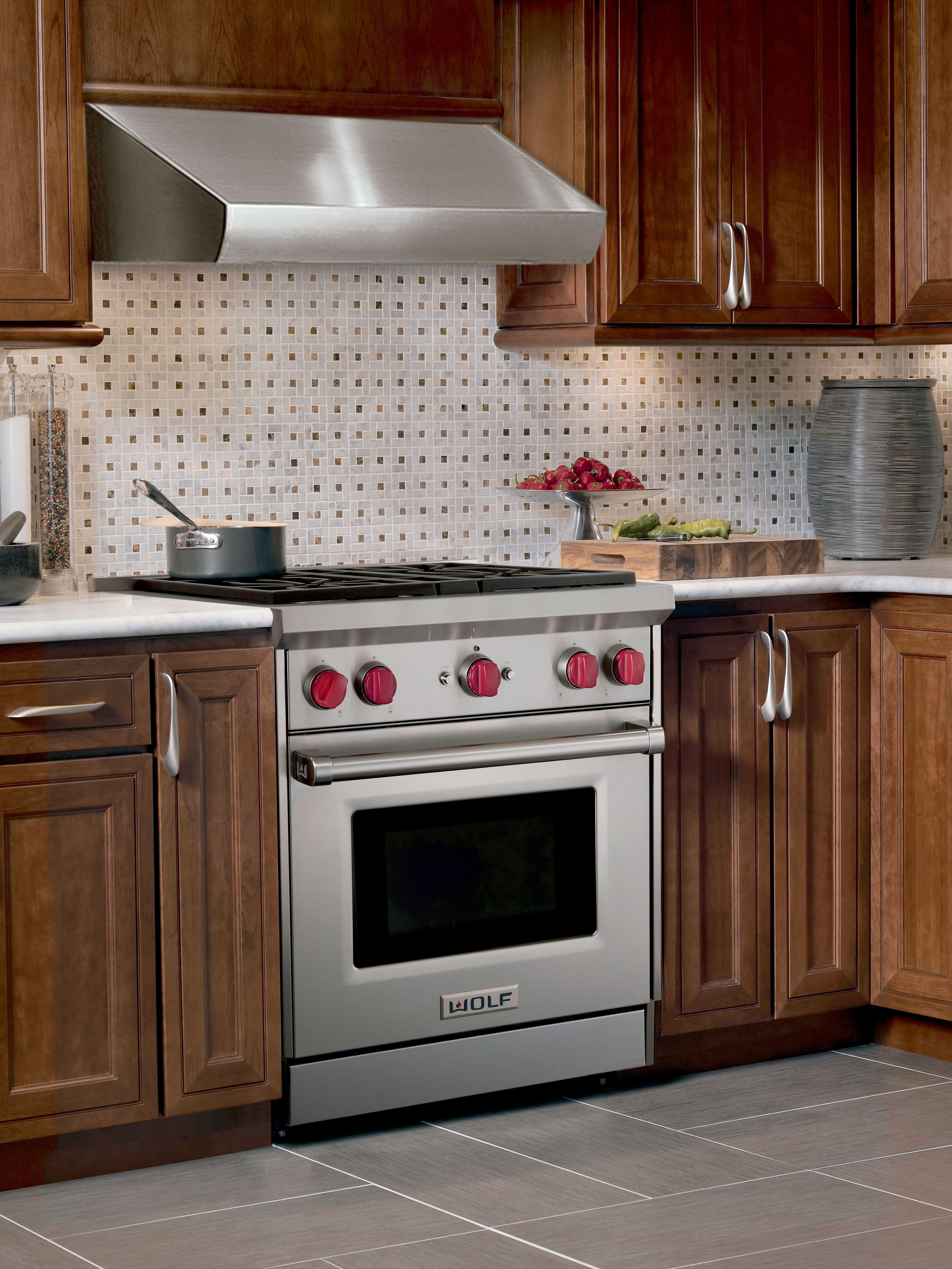 Gas range gas ranges compact kitchen design kitchen