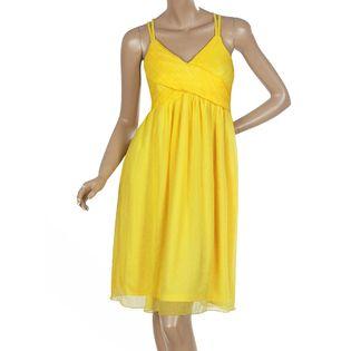 Ever-Pretty Ever Pretty Chic Cross Straps Cocktail Empire Waist Dress 02101 - Clothing - Women's - Dresses