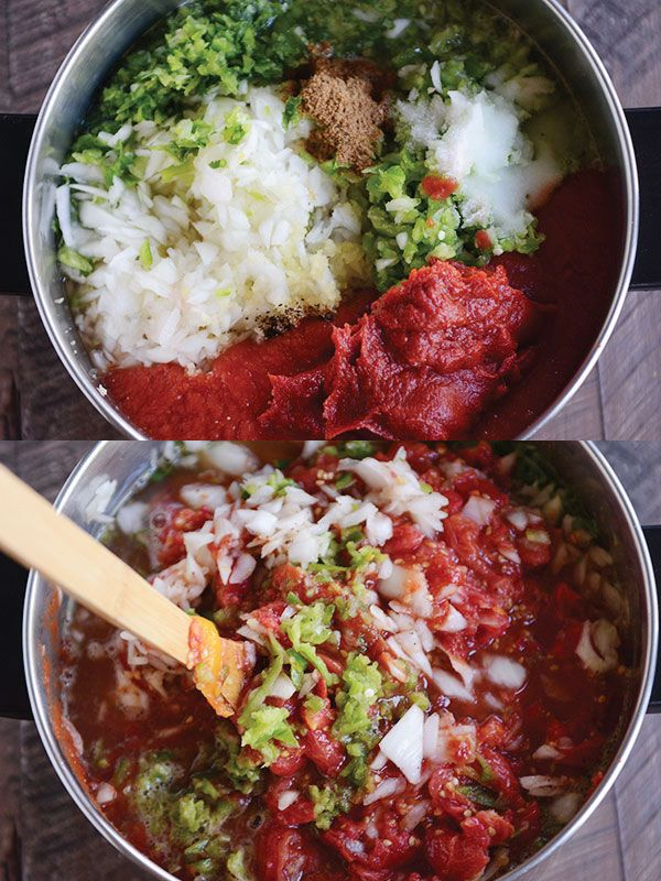 The Best Homemade Salsa Fresh Or For Canning Mel S Kitchen Cafe Recipe Homemade Salsa Recipe Homemade Salsa Canning Homemade Salsa