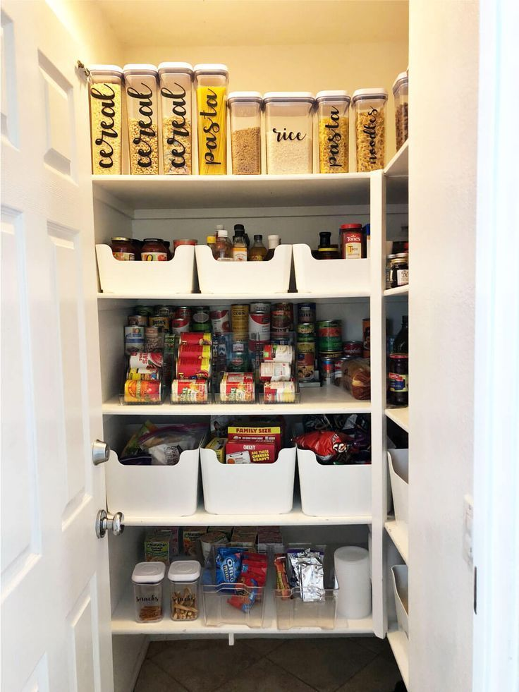 pantry organization small pantry organization pantry organization kitchen organization on kitchen organization no pantry id=87666