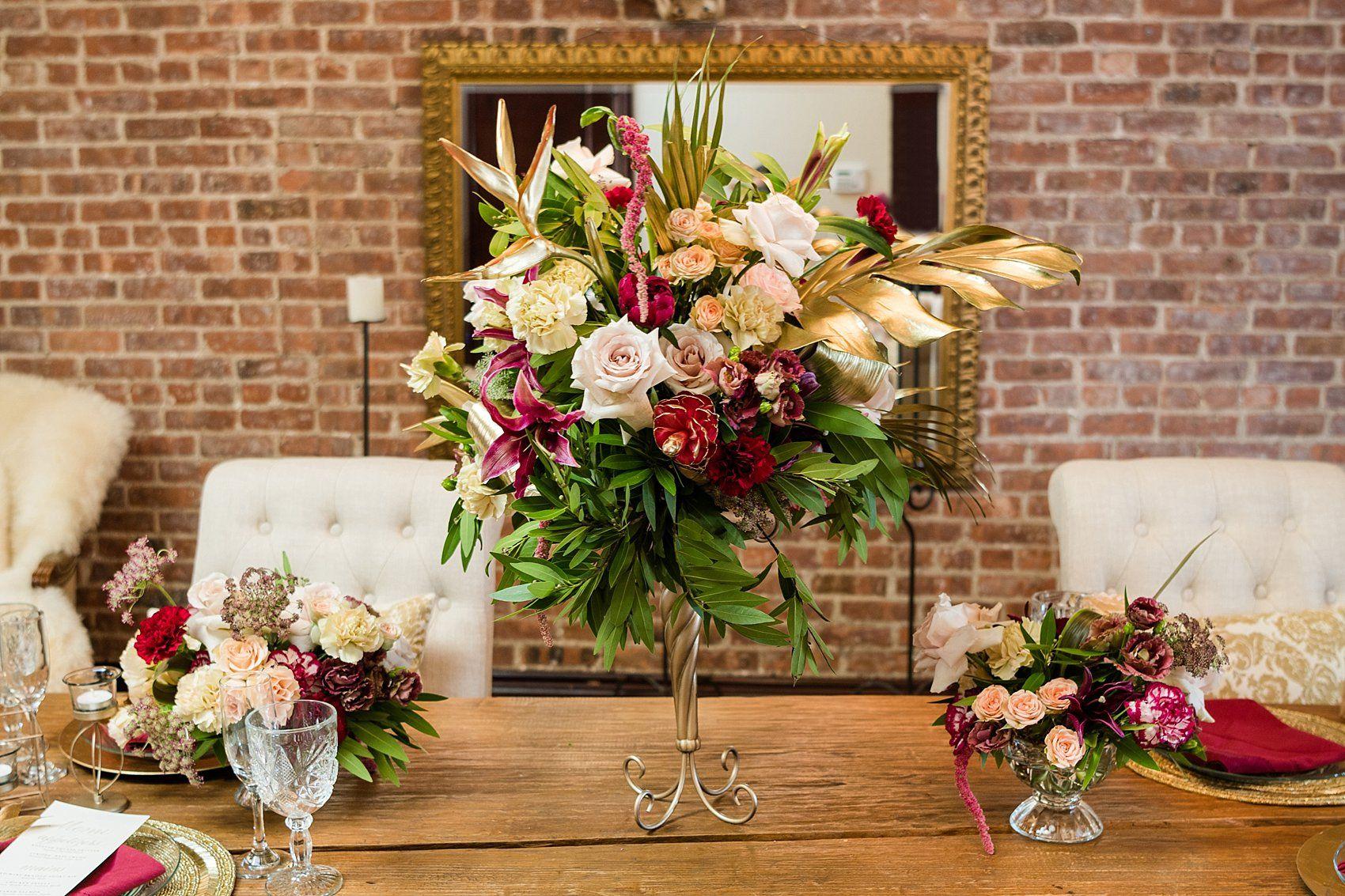 Deity Nyc Venue Floral Design Laparis Phillips Brooklyn Blooms
