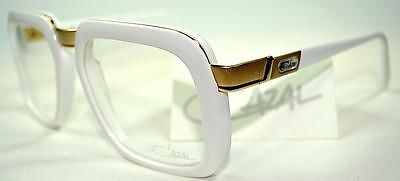 c6aebd9671a8 Cazal 616 eyeglasses vintage legend white gold new authentic p diddy