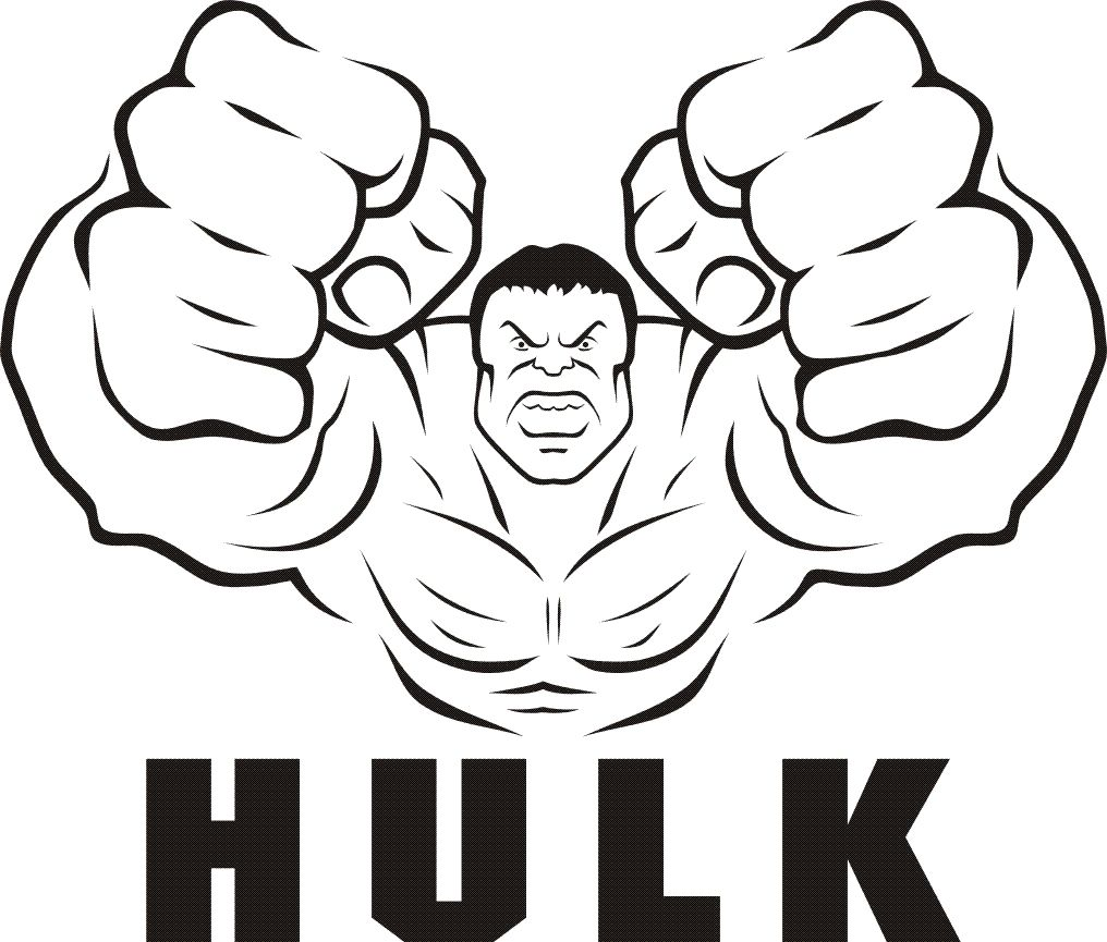 Avengers Coloring Pages Hulk : Hulk Coloring Pages Coloring Ideas