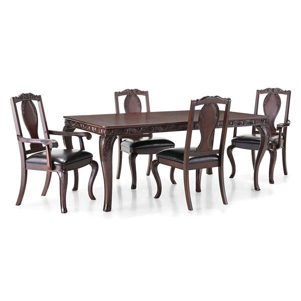 Grand Marquis Ii 7 Piece Dining Table Clearance  Jcpenney Simple Clearance Dining Room Sets Inspiration Design