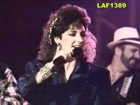 Gloria Estefan and Miami Sound Machine live on Solid Gold 1985 singing  their number one hit
