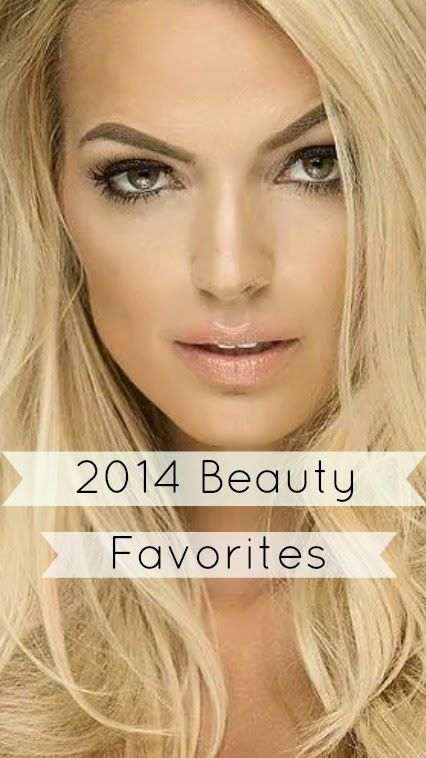 2014 Beauty Favorites