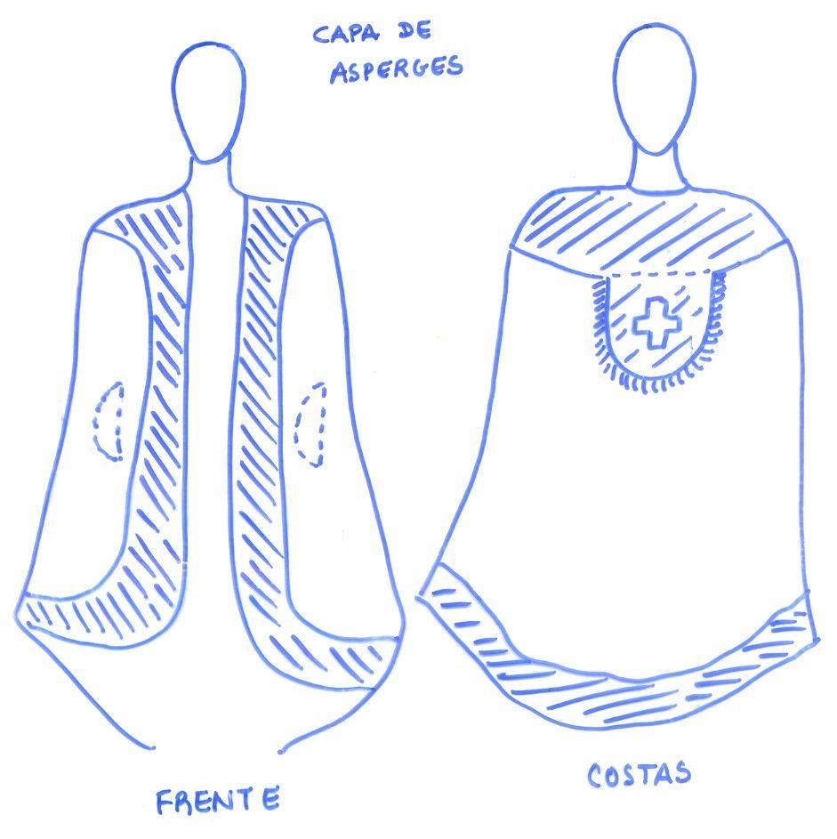 Capa de asperges ou véu pluvial2