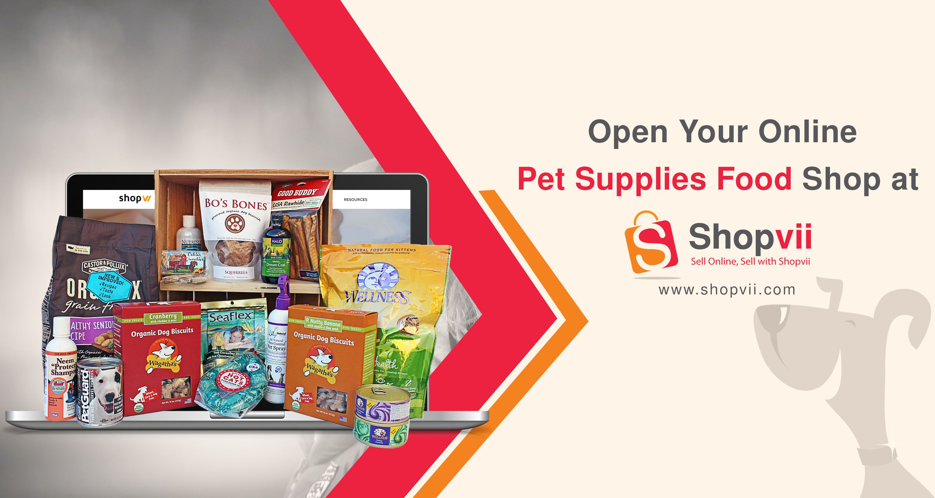 The World Spends 40 Billion A Year On Pet Food So Why Are You Thinking So Much Open Your Own Pet Supplies Foo Online Pet Supplies Pet Supplies Food Animals