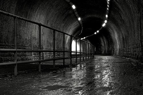 Tunnel vision 3