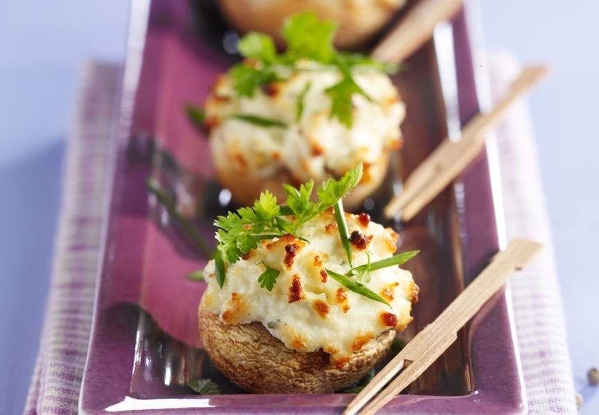 Des idées rapides pour un apéro dînatoire #aperodinatoirerapide Palmiers aux deux truffes - Des idées rapides pour un apéro dînatoire - #aperodinatoirefacile