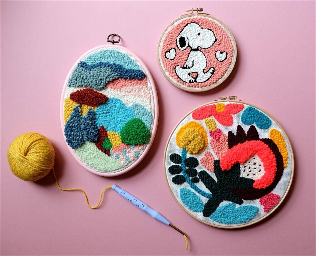 artisanat textile chaumière oiseau – créations décoration et accessoires