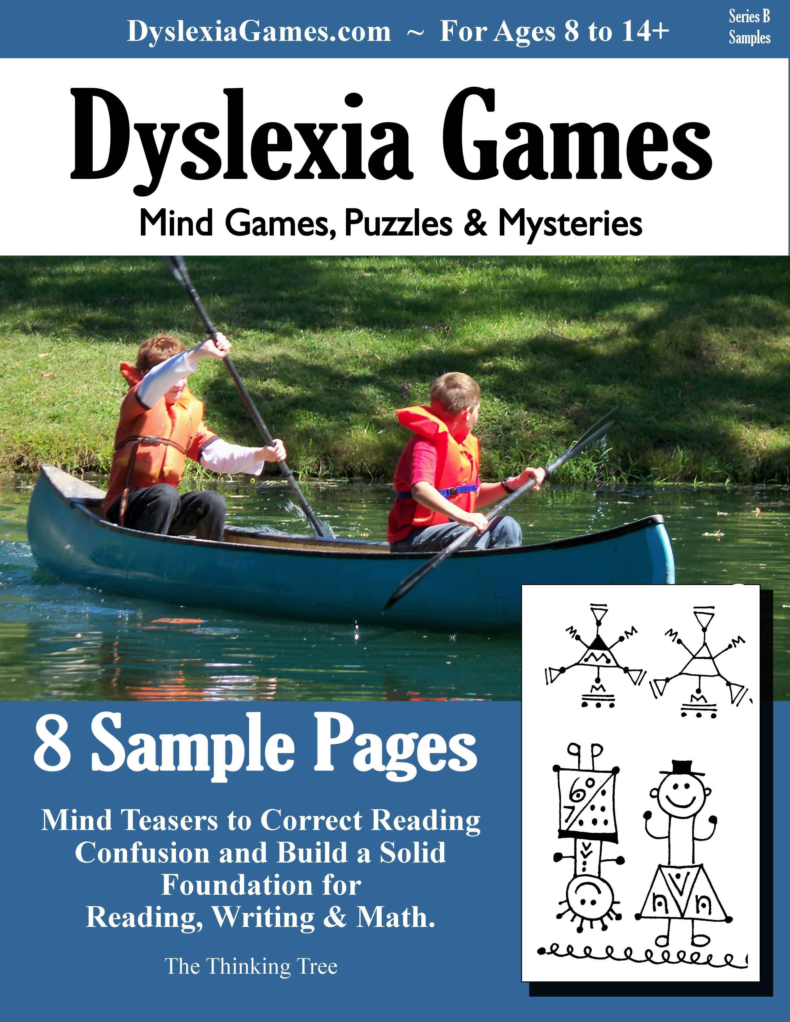 Free Dyslexia Therapy to Test with your child. http://www ...