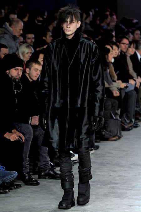 Rick Owens Fall 2013 Menswear