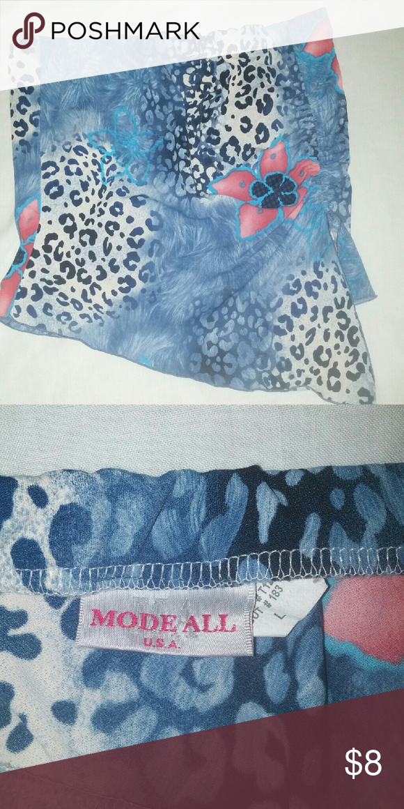Gorg Halter Top From Puerto Rico. Wore once home from vaca. :) Fun & Sassy.. Mode  Tops