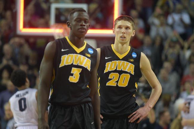 Iowa Vs Coppin State 11 15 15 College Basketball Pick Odds