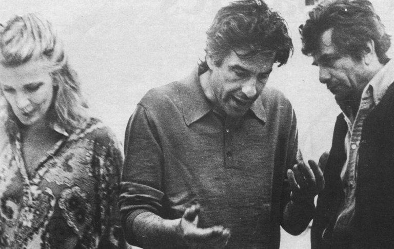 John Cassavetes On Actors Gena Rowlands John Cassavetes Peter Falk