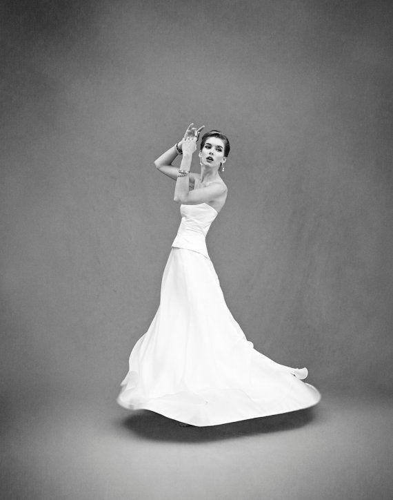 Leah Skirt – Custom Bridal Separates – Custom Wedding Dress – Bridal Couture by Jill Andrews Gowns
