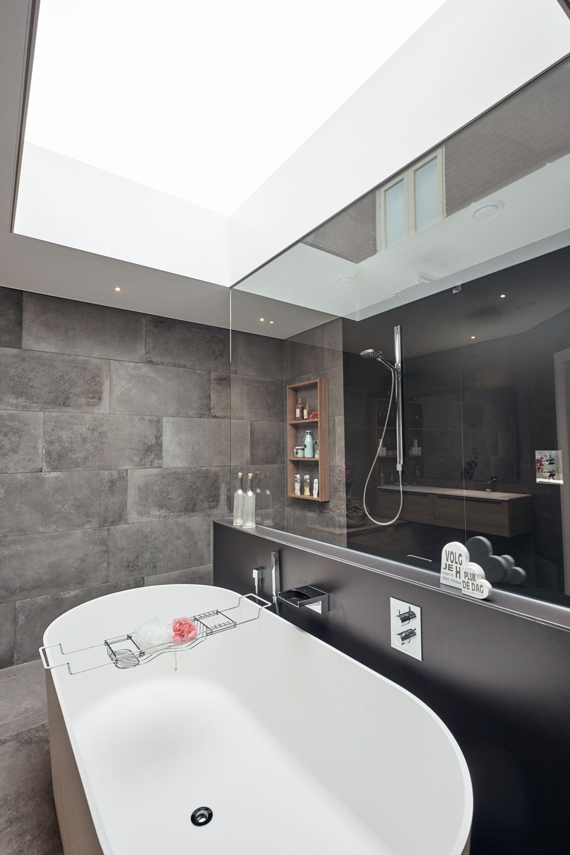 Badezimmer Decke Naturliche Beleuchtung Ideen Badezimmer
