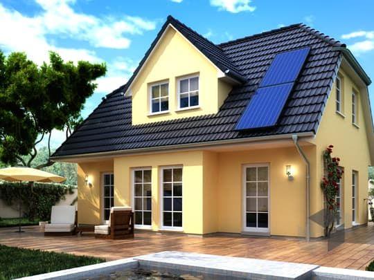 Sh 131 Von Scanhaus Marlow Satteldach Klassiker Scanhaus Style At Home Haus