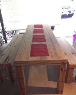 hardwood dining tables gold coast. rustic dining table   tables gumtree australia gold coast city - highland park hardwood l